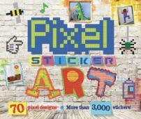 pixelstickerartbook