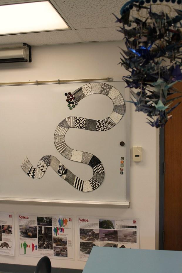 art room Toll Gate Grammar 015