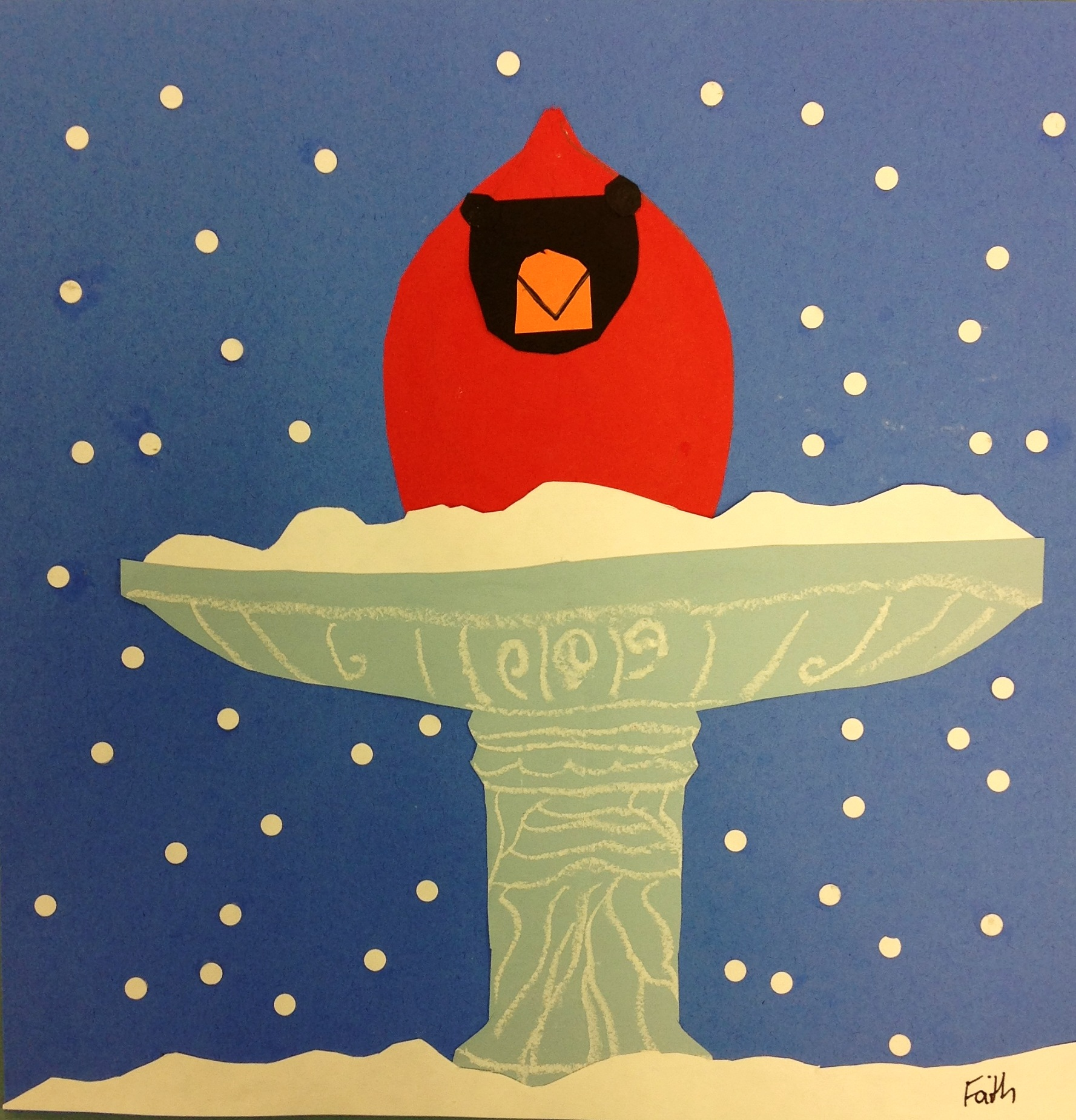 Vote February Room Finalists 2014: Charlie Harper Cardinals