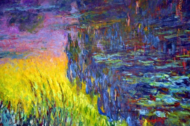 waterlilies monet
