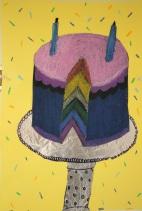 Eleanor, cake