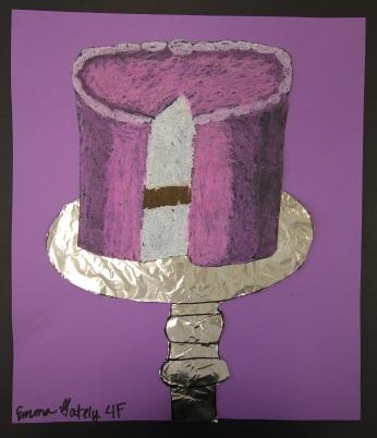 Emma G's cake