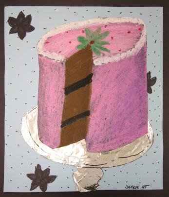 Jackie's cake